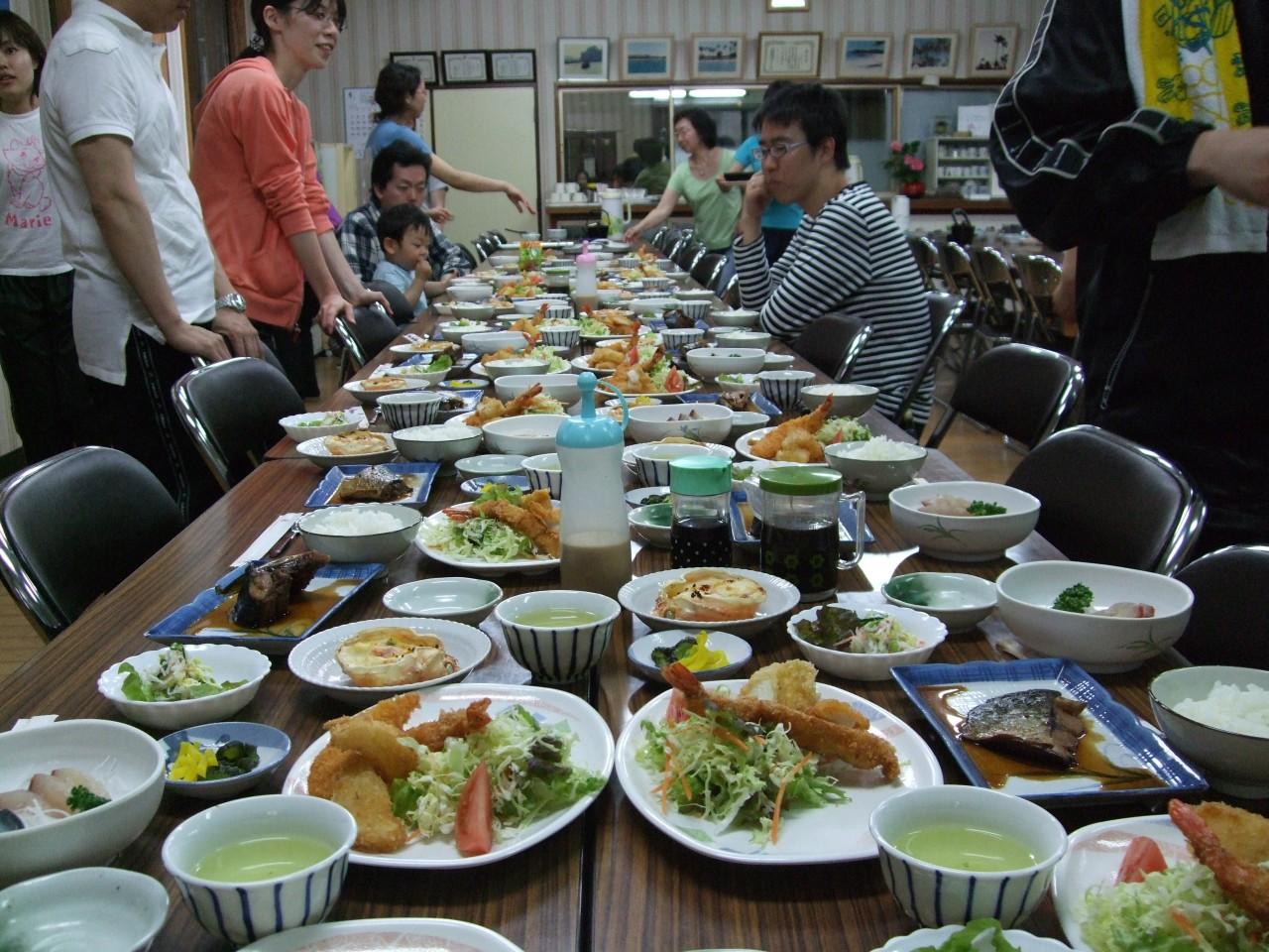 2009年5月4日合宿