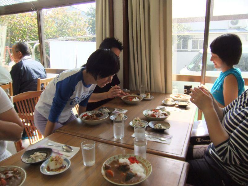 2011年10月10日合宿