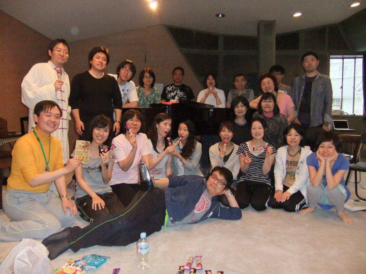 2011年5月3日合宿