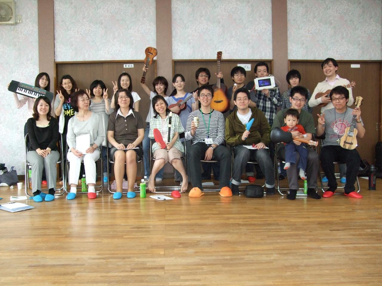 2009年5月5日合宿