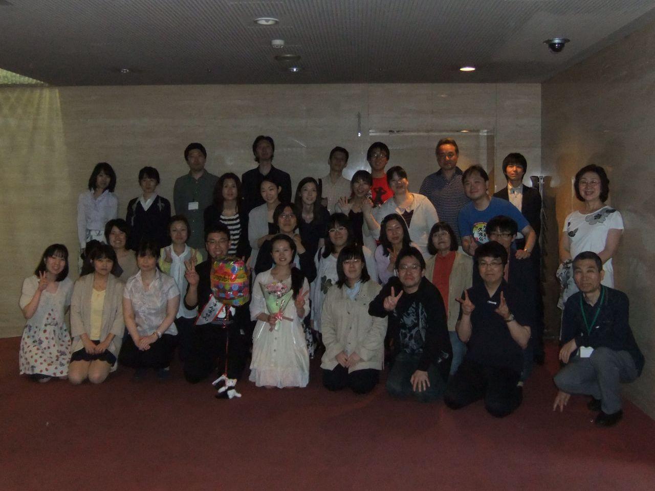 2012年5月27日定演