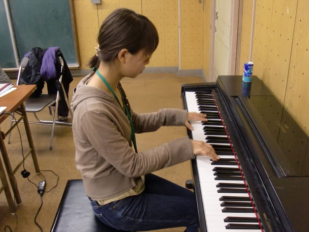 2012年2月19日練習