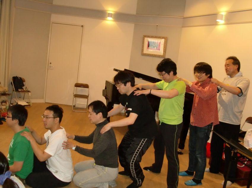2012年4月30日練習