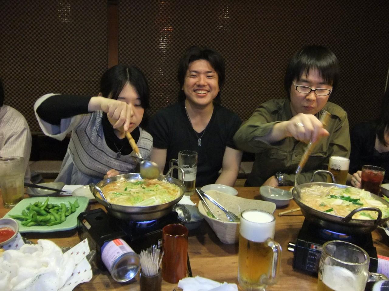2010年5月4日合宿
