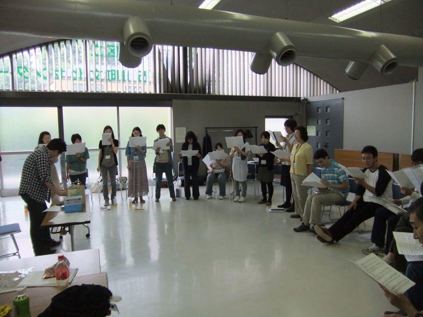 2012年6月17日練習