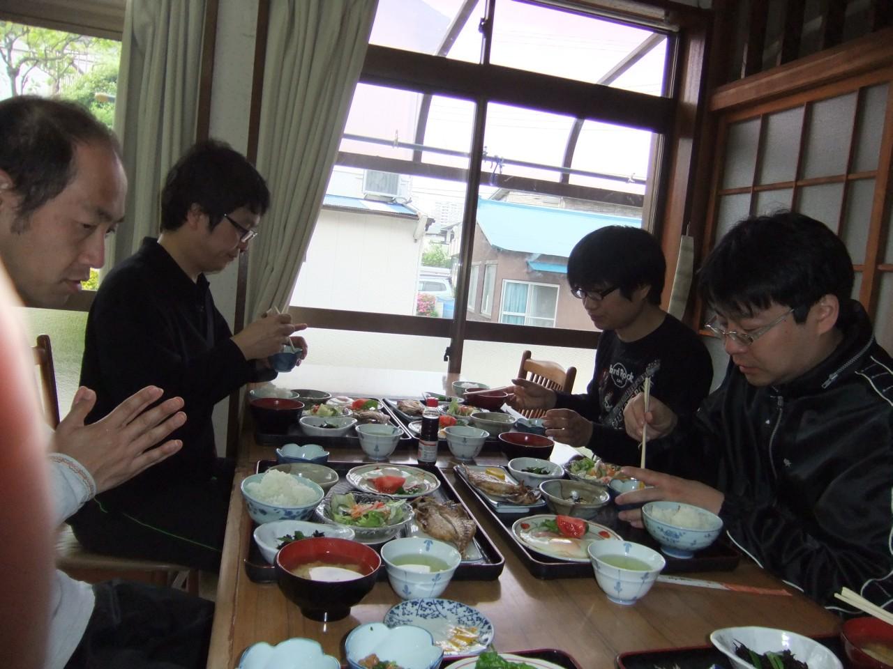 2010年5月3日合宿