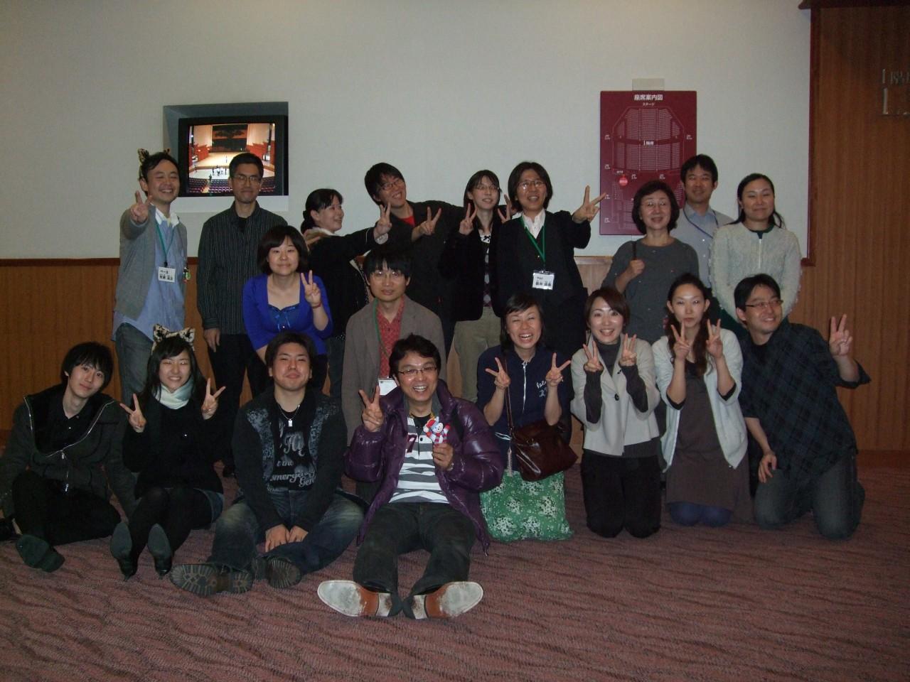 2008年11月23日の総合音楽祭です!