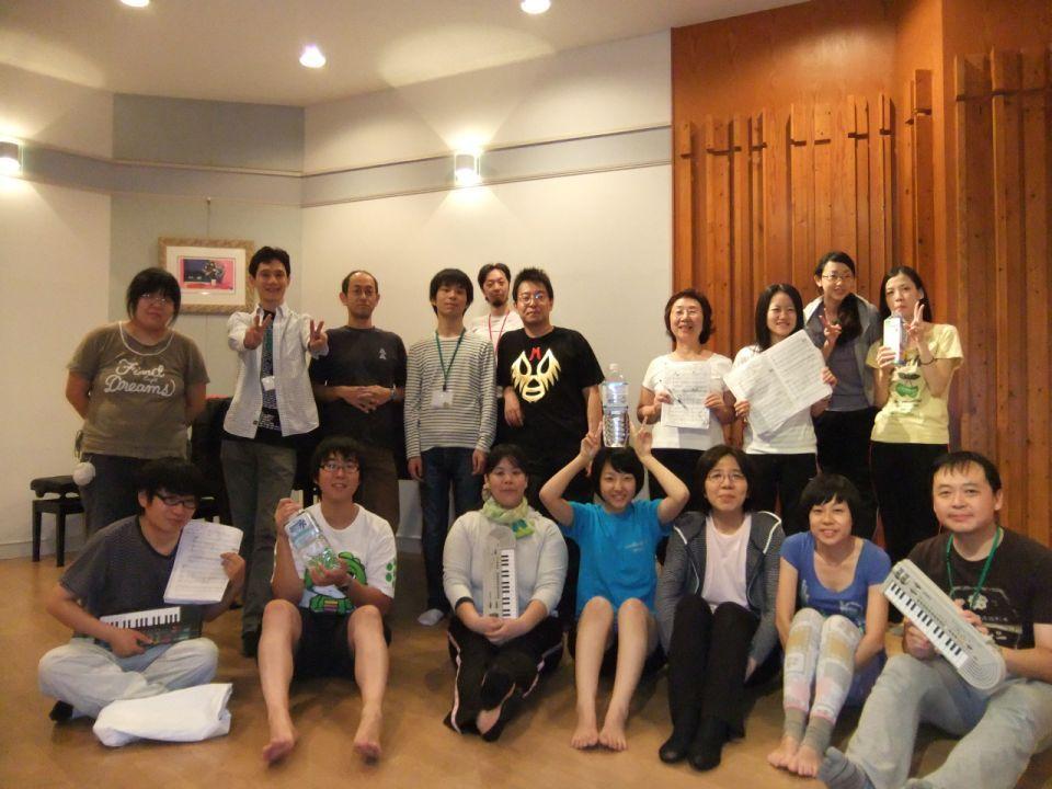 2011年10月9日合宿