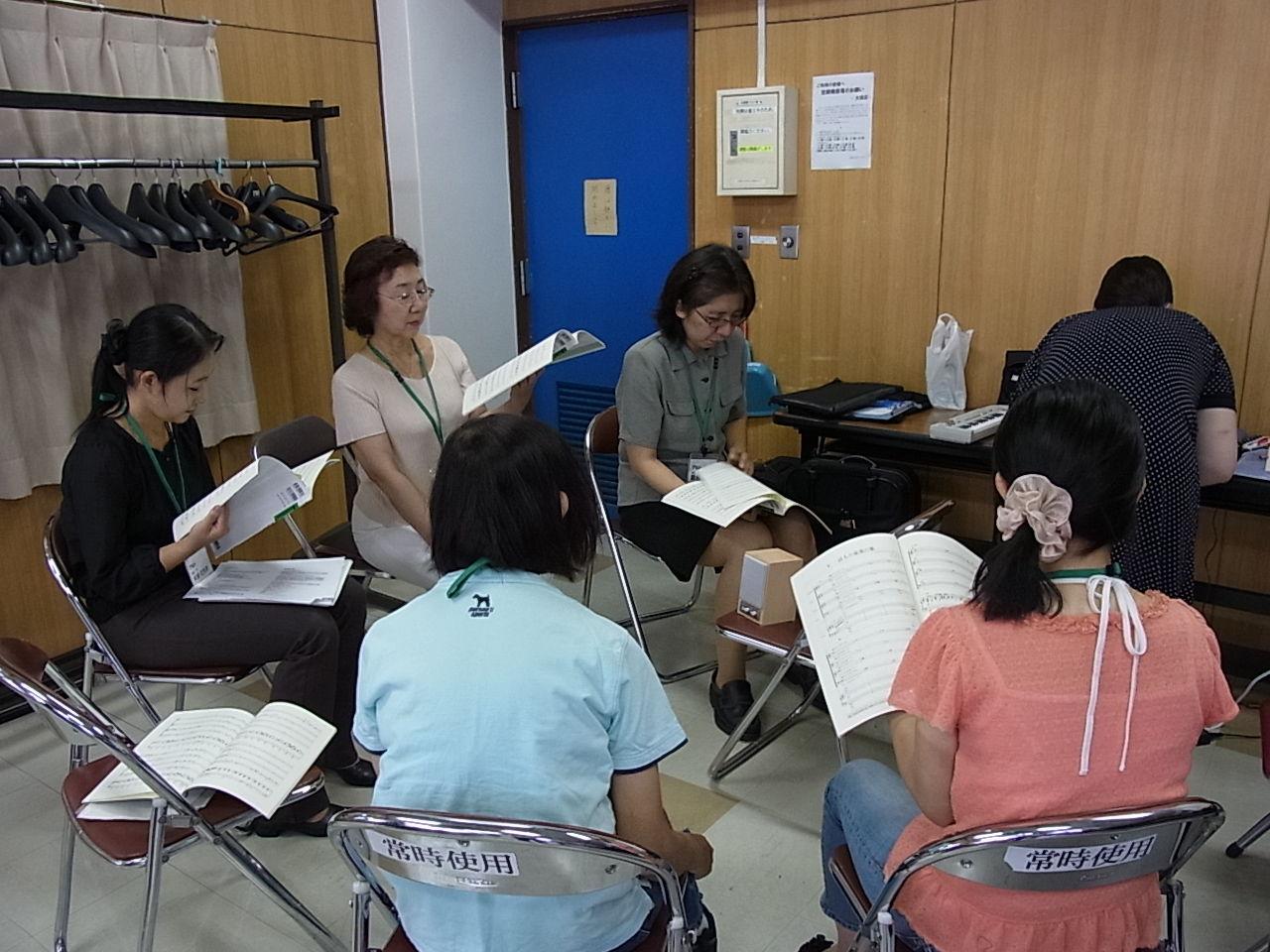 2011年08月28日練習-02「一詩人の最後の歌」