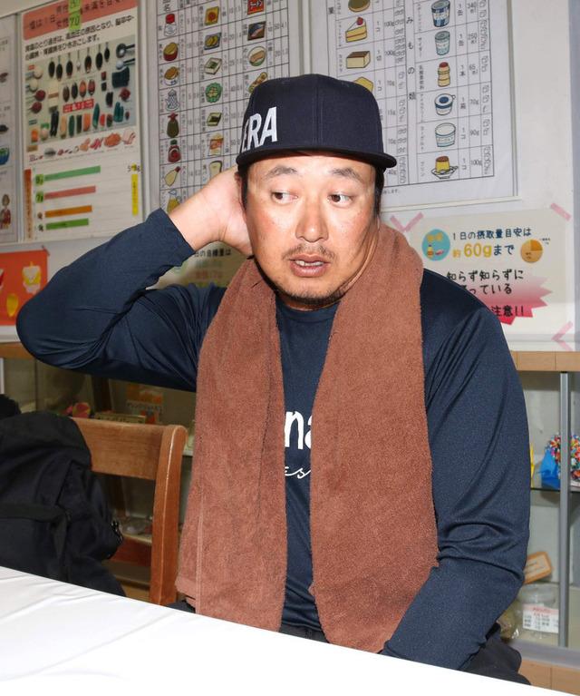 松山竜平100打点が目標