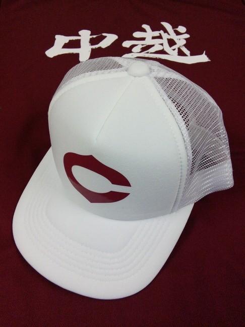 新潟中越高校_カープ帽