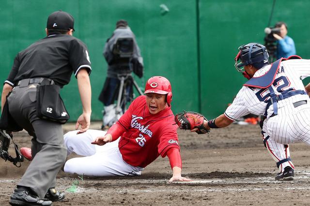 カープの機動力野球は加速している