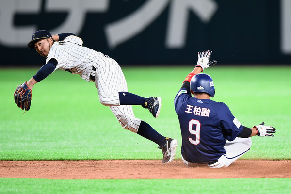 Ryosuke+Kikuchi+Japan+v+CPBL+Selected+Team+XYtjgskQDqil