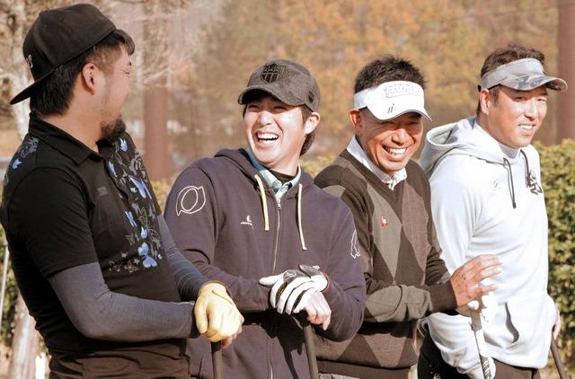 広島カープ選手会ゴルフ