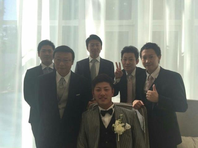齊藤悠葵_結婚式
