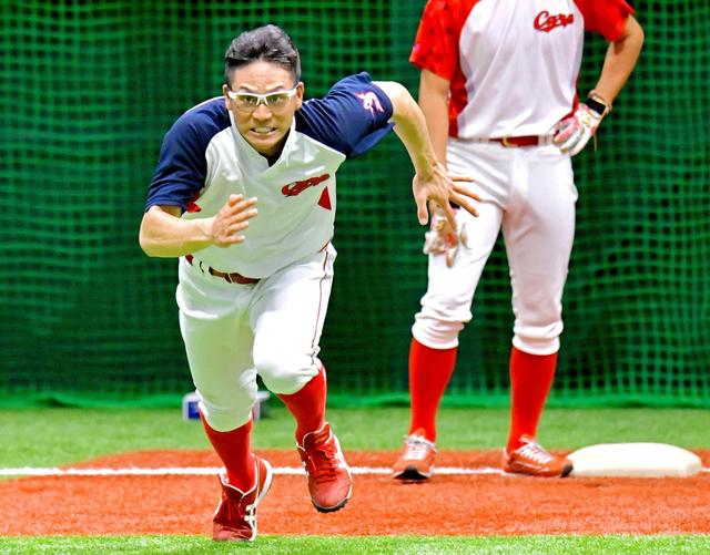 セリーグ最強1番打者田中広輔