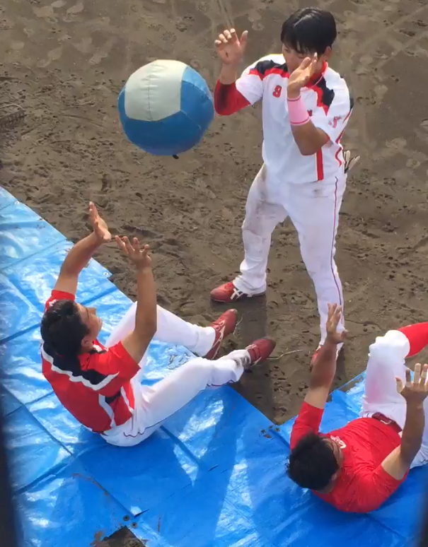 丸日南キャンプ動画