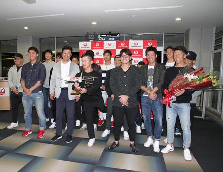 広島カープ優勝旅行2017 (1)