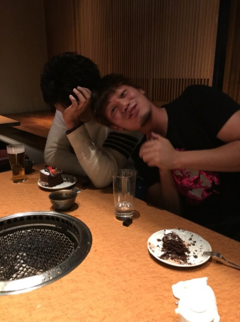 マエケン送別会_07