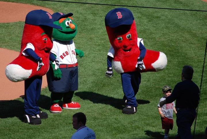 red-sox-mascots