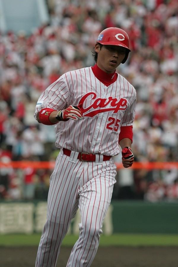 広島カープ2007年