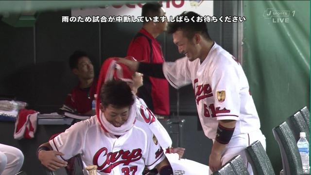 広島中日雨天中断_09