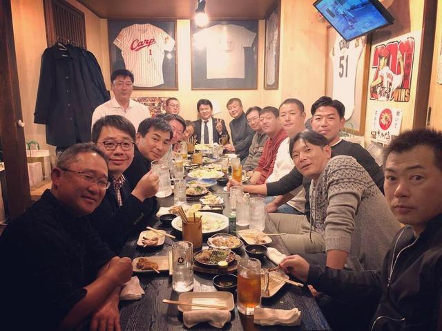 広島カープ飲み会 (2)