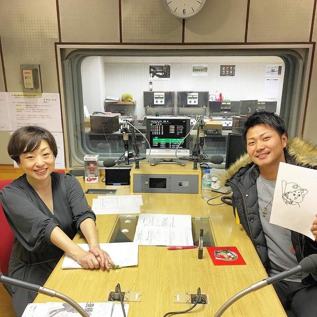 広島カープ横山弘樹ラジオ