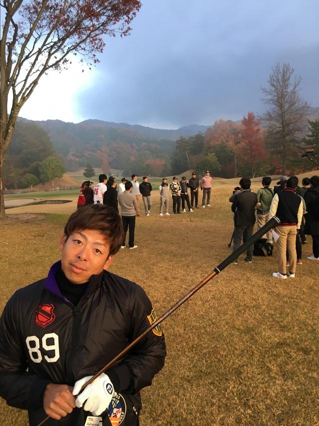 野間峻祥ゴルフ