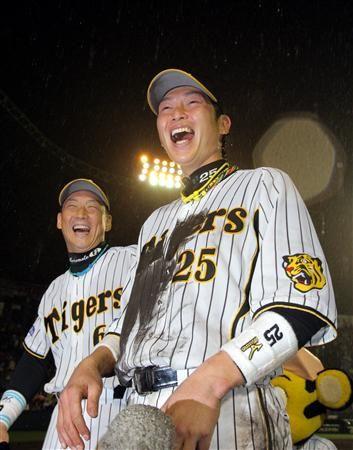 新井さんが7年間も阪神に在籍していたという事実