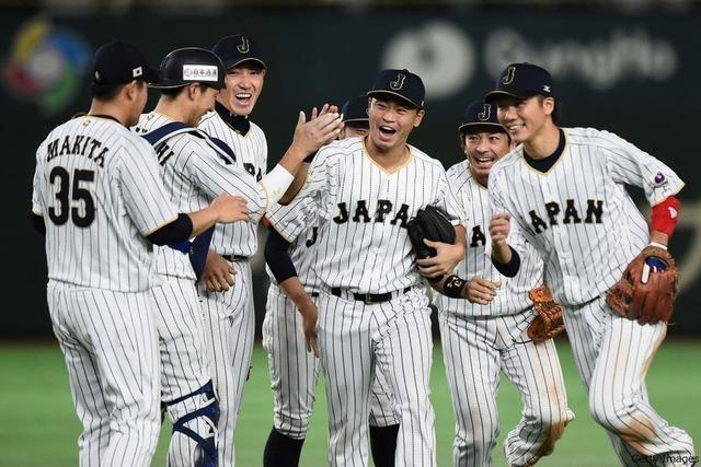 WBC侍ジャパン日本イスラエル