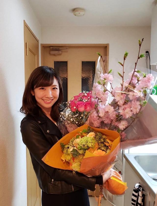 大重麻衣アナが広島ホームテレビを退社