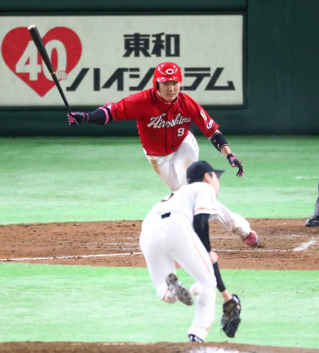 丸佳浩出塁率プロ野球記録