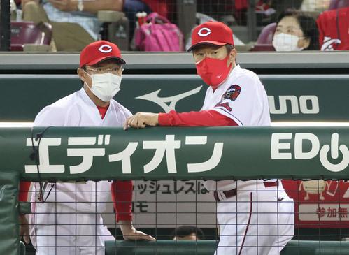 カープ鈴木誠也が復帰しても林晃汰を4番で起用するべき? (2)