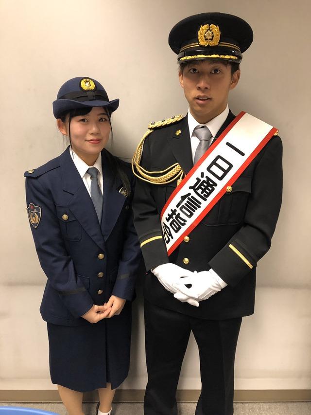 羽月隆太郎1日通信司令官