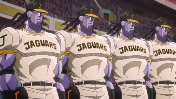 ジョジョ_野球