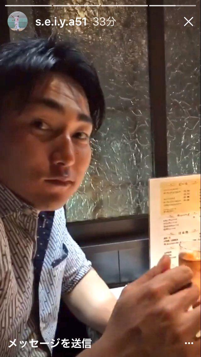 鈴木誠也丸佳浩モノマネ_04