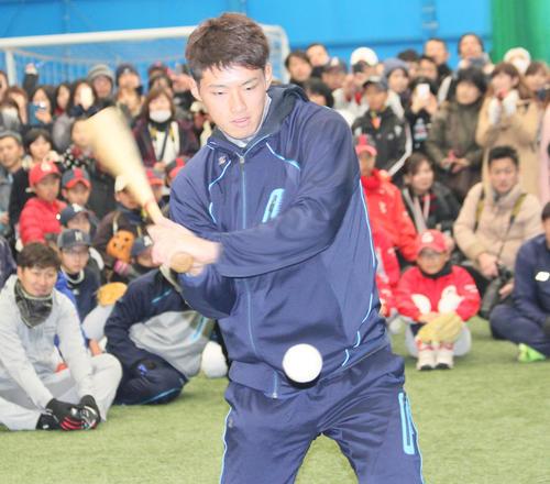 中村奨成_肉体改造