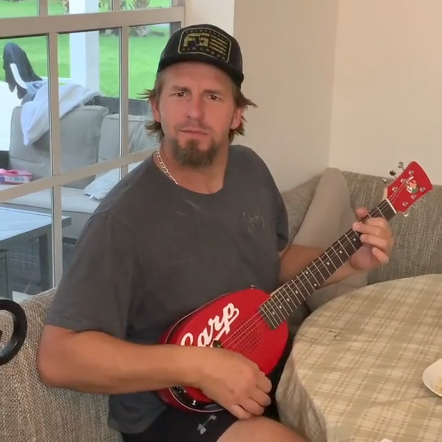 エルドレッドギター