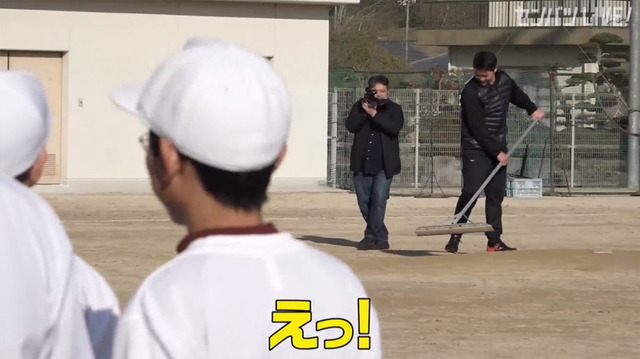 新井貴浩_離島中学生野球部_熱血指導_13