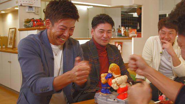 新井さん家の新年会