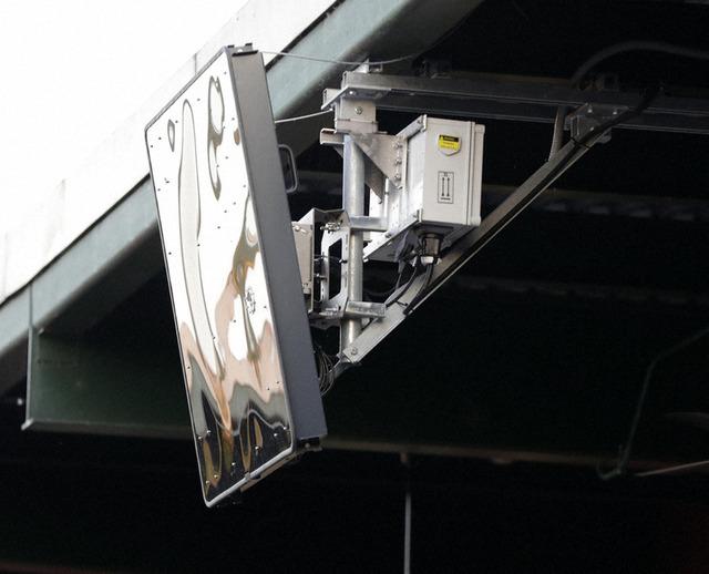 ロボット審判MLB