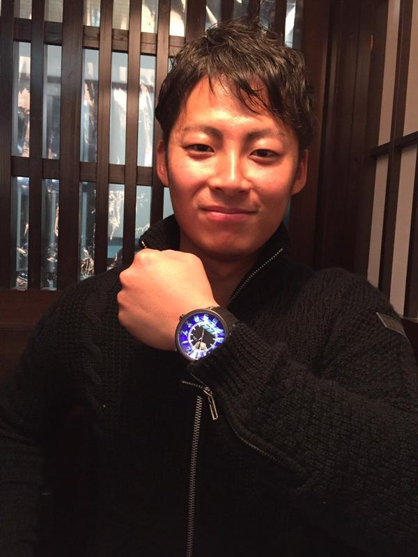 一岡_腕時計