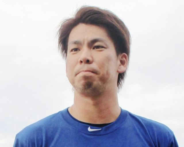 前田健太ミコライオ再会