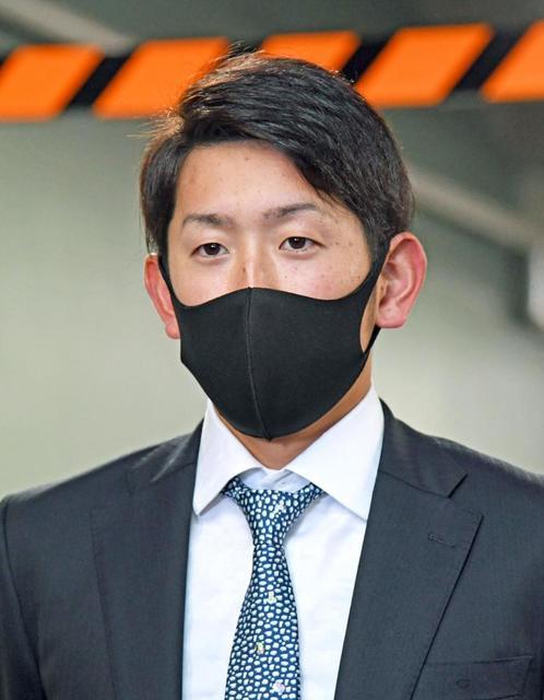 カープ遠藤淳志1000万増年俸2400万で契約更改
