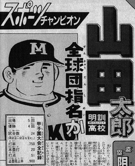山田太郎打率