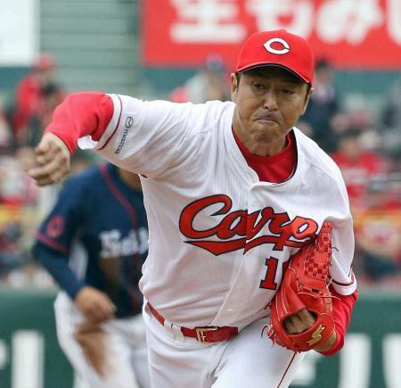 黒田博樹打球直撃降板