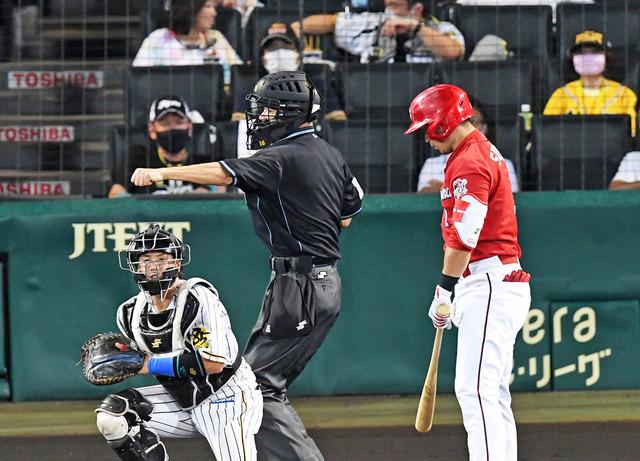 『広島野球』どこに?打者任せの攻撃