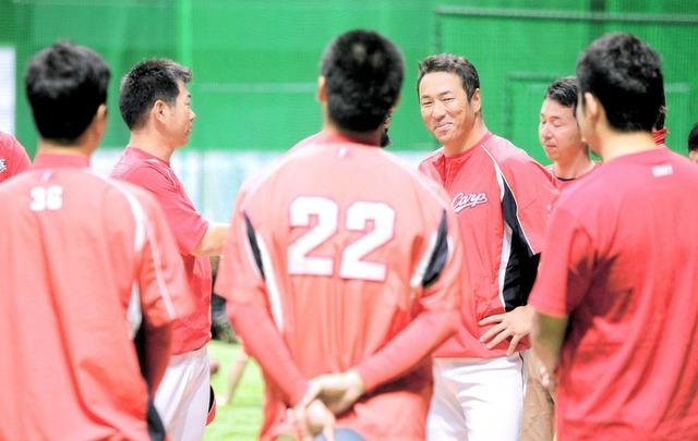 黒田博樹臨時コーチ