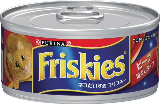 フリスキー缶詰